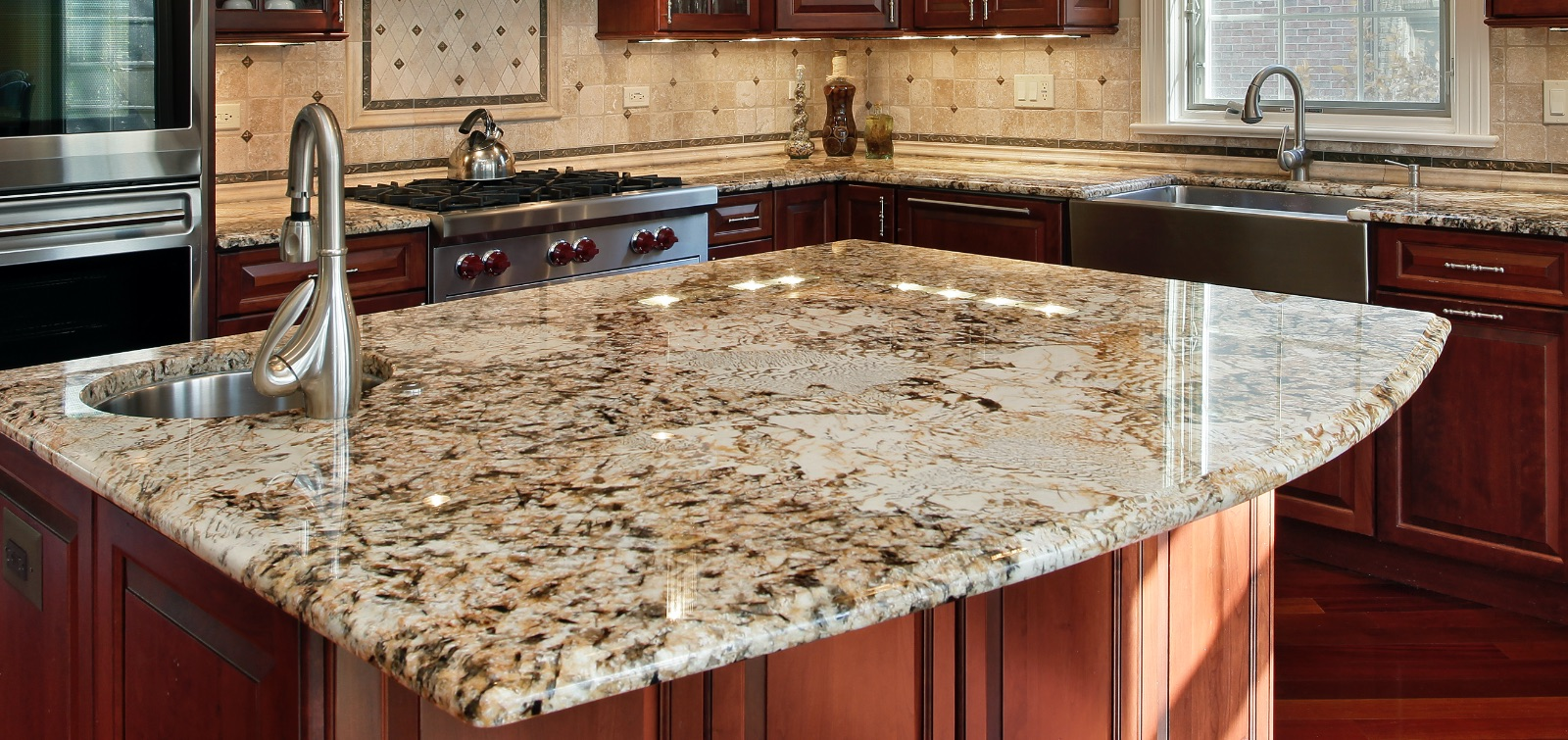 Rock Bottom Granite | Stone Countertops | Sinks | Faucets