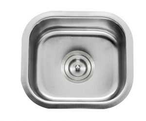 Small Single Bowl Laundry Sink - Bootes