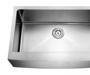 Large Single Bowl Apron Sink - Situla